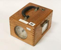 RACING PIGEON CLOCK 1950'S