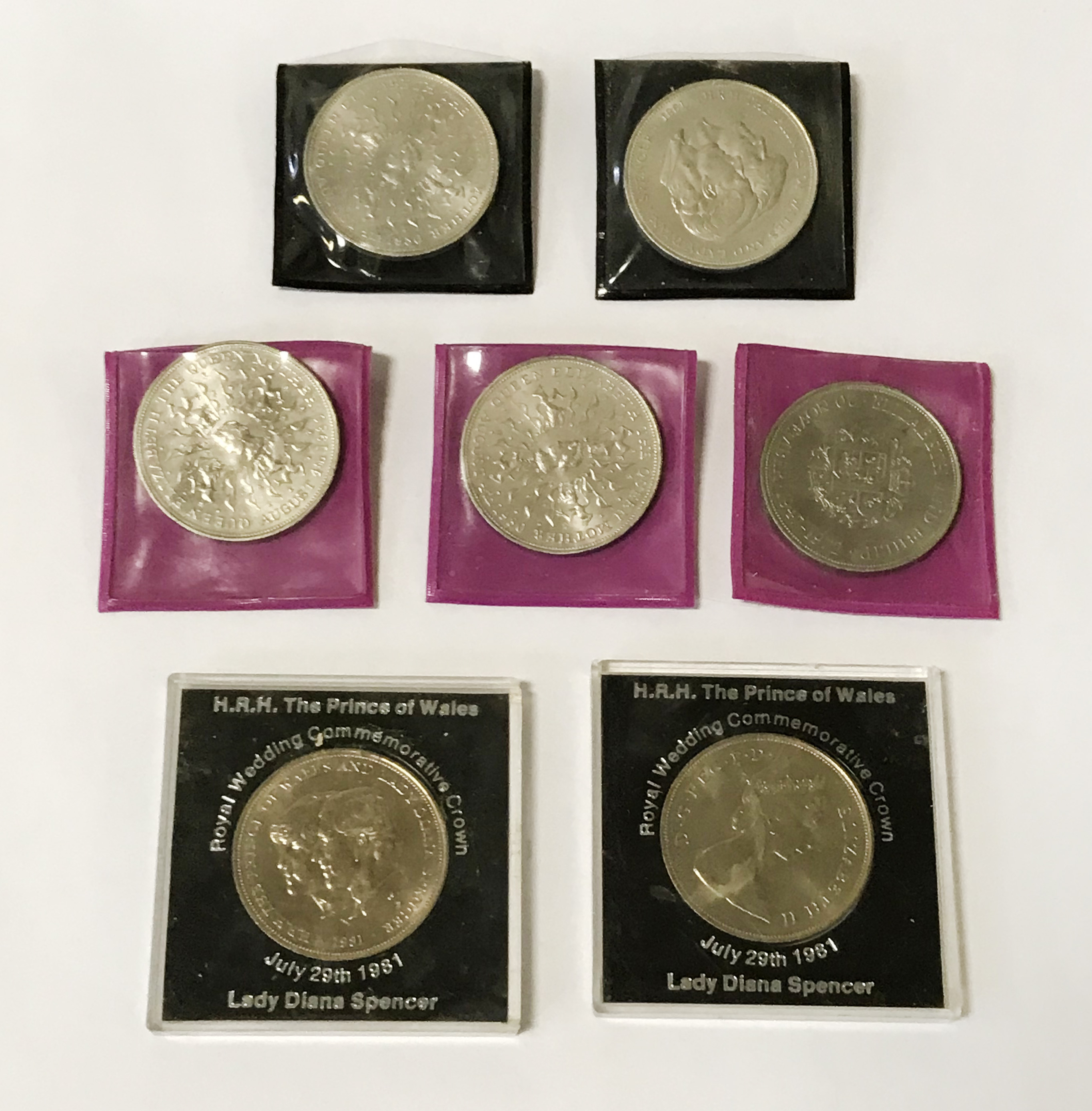 SELECTION OF VARIOUS COINS INCL. SILVER - Image 3 of 12