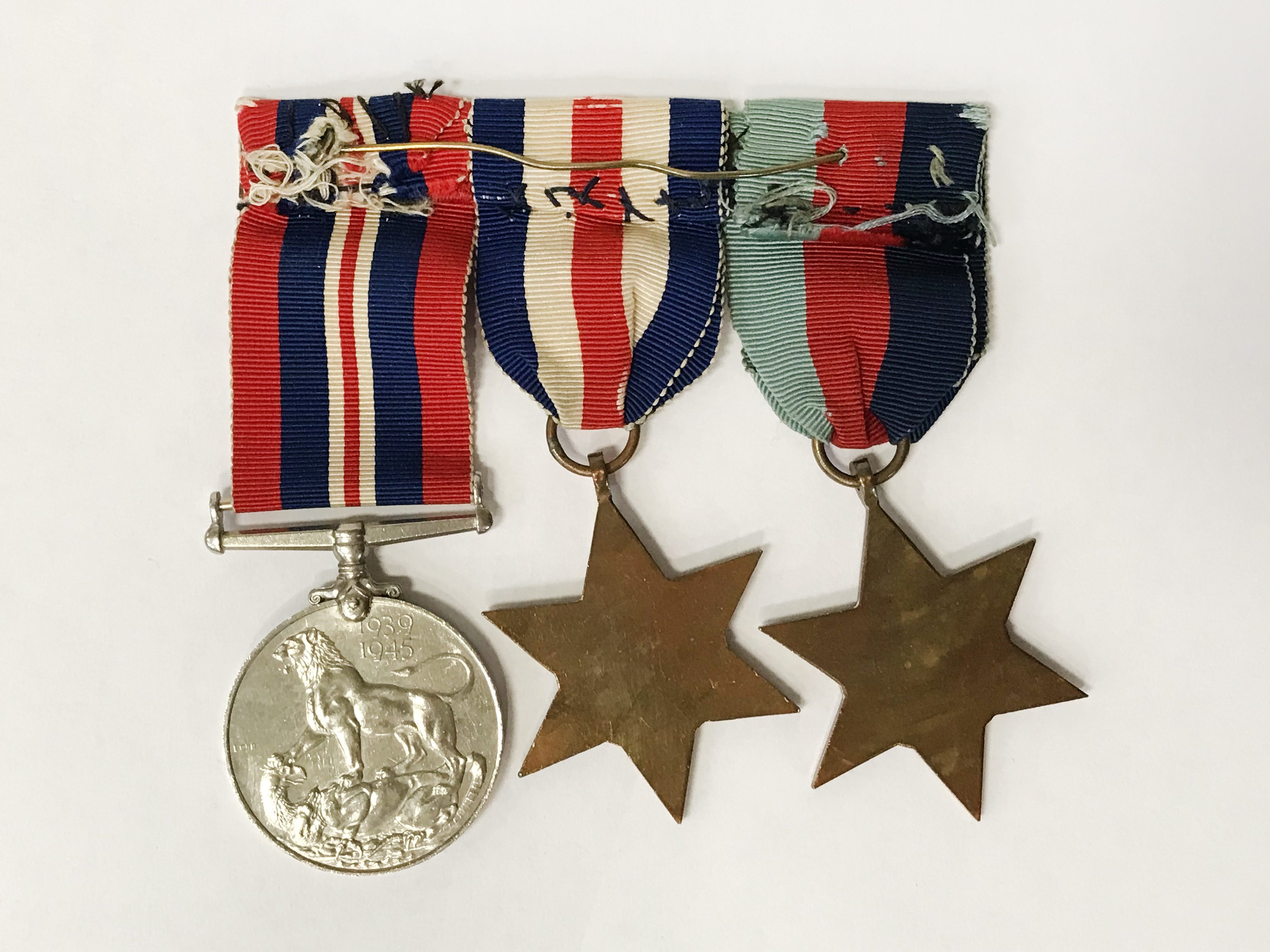 TWO SETS OF SERVICE MEDALS - Image 3 of 7