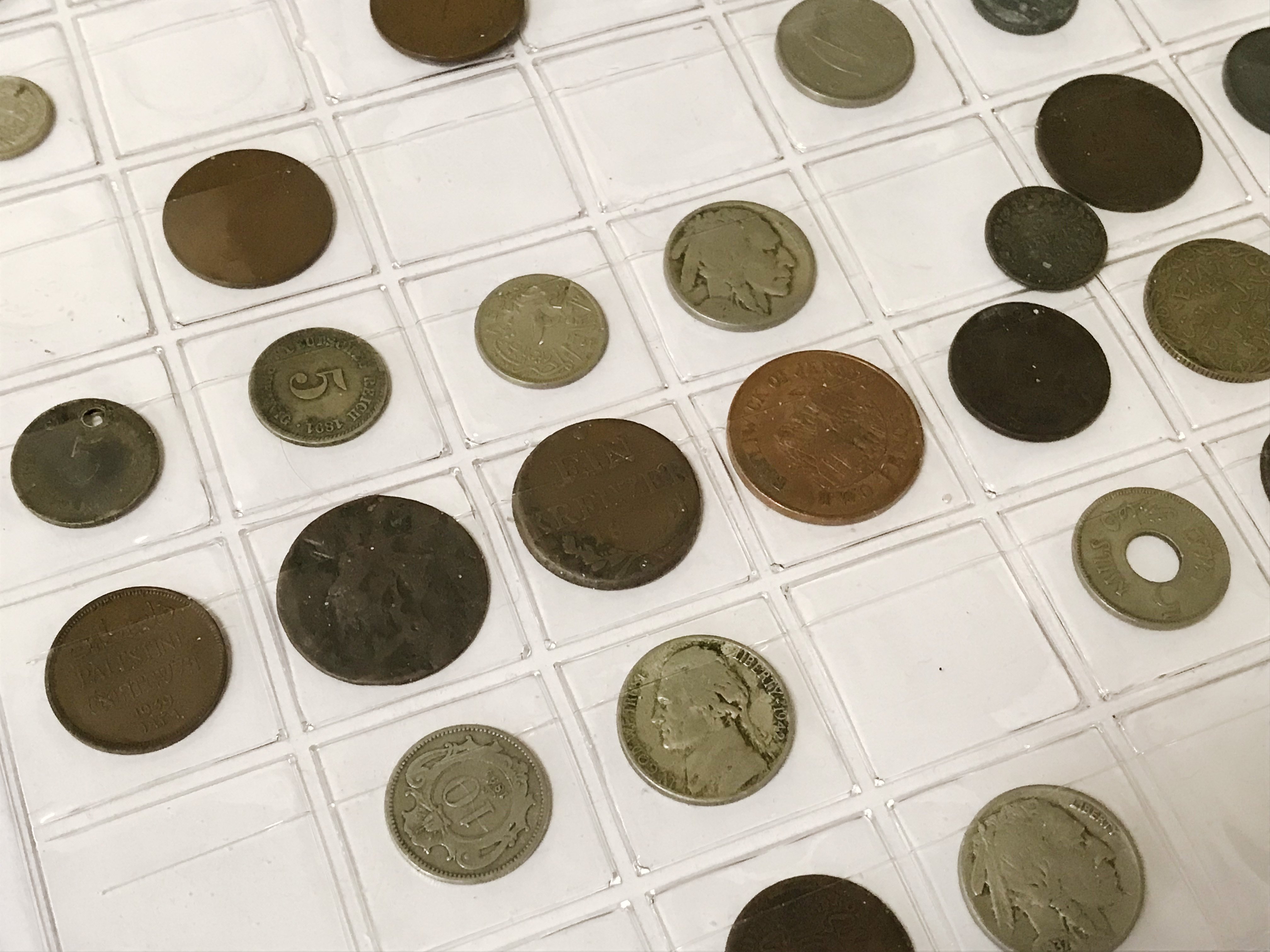 SELECTION OF VARIOUS COINS INCL. SILVER - Image 11 of 12