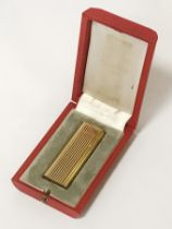 CARTIER LIGHTER WITH CASE