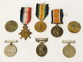SILVER COINS & MEDALS