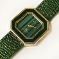 GUCCI LADIES WATCH - GOLD PLATED /STERLING SILVER