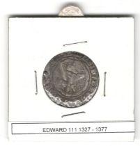 ENGLAND HAMMERED COIN EDWARD III (1327-1377)
