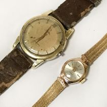 OMEGA WATCH & ANOTHER