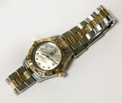 TAG HEUER LADIES WATCH WITH MOTHER OF PEARL DIAL