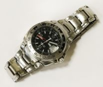 SEIKO STAINLESS STEEL WATCH