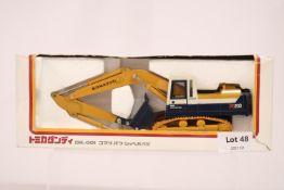 Tomica Dandy Komatsu PC200 Digger