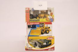 Assorted 3 Assorted Boxed Digger Models