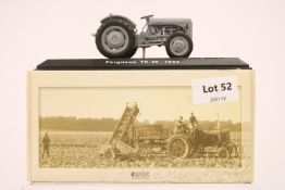Atlas Massey Ferguson Tractor TE-20 1953