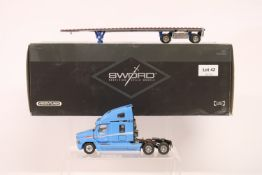 Sword Freightliner Century Class S/T With East Flatbed - ATS