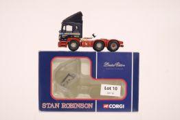 Corgi ERF ECS Tractor Unit - Stan Robinson