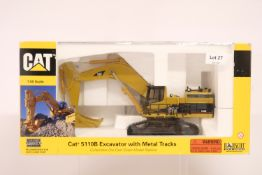 Norscot CAT 5110B Excavator With Metal Tracks