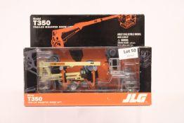 JLG T350 Trailer Mounted Boom Lift