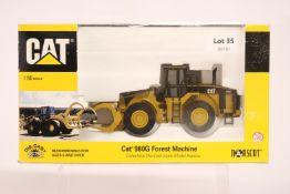 Norscot CAT 980G Forest Machine