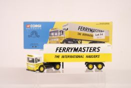 Corgi AEC Box Trailer Set - Ferrymasters