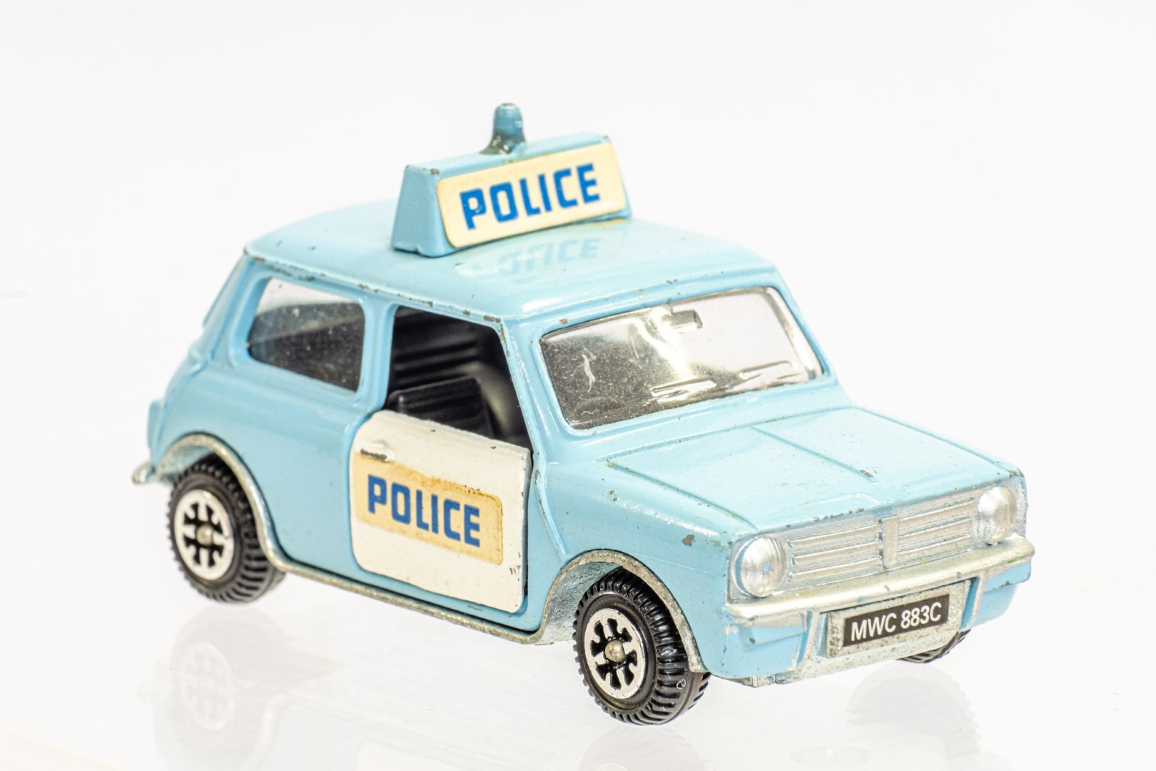 Dinky Mini Clubman Police Car - In Wrong Box - Image 7 of 7