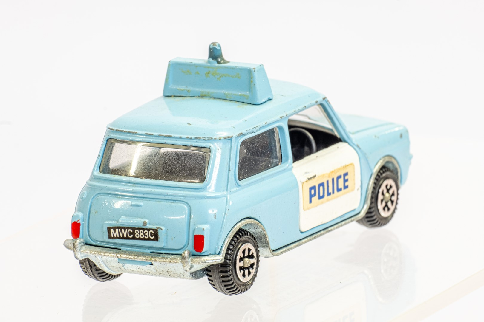 Dinky Mini Clubman Police Car - In Wrong Box - Image 6 of 7