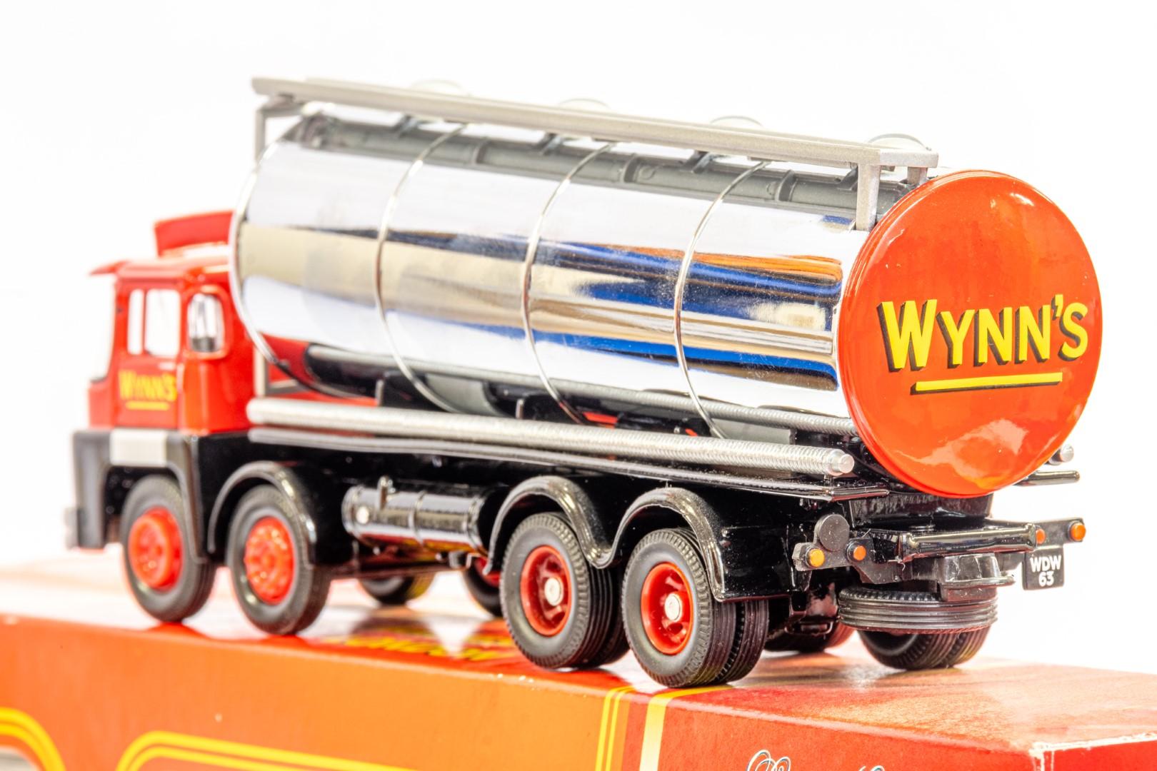 Corgi Guy Warrior Tanker - Wynns Heavy Haulage - Image 6 of 8
