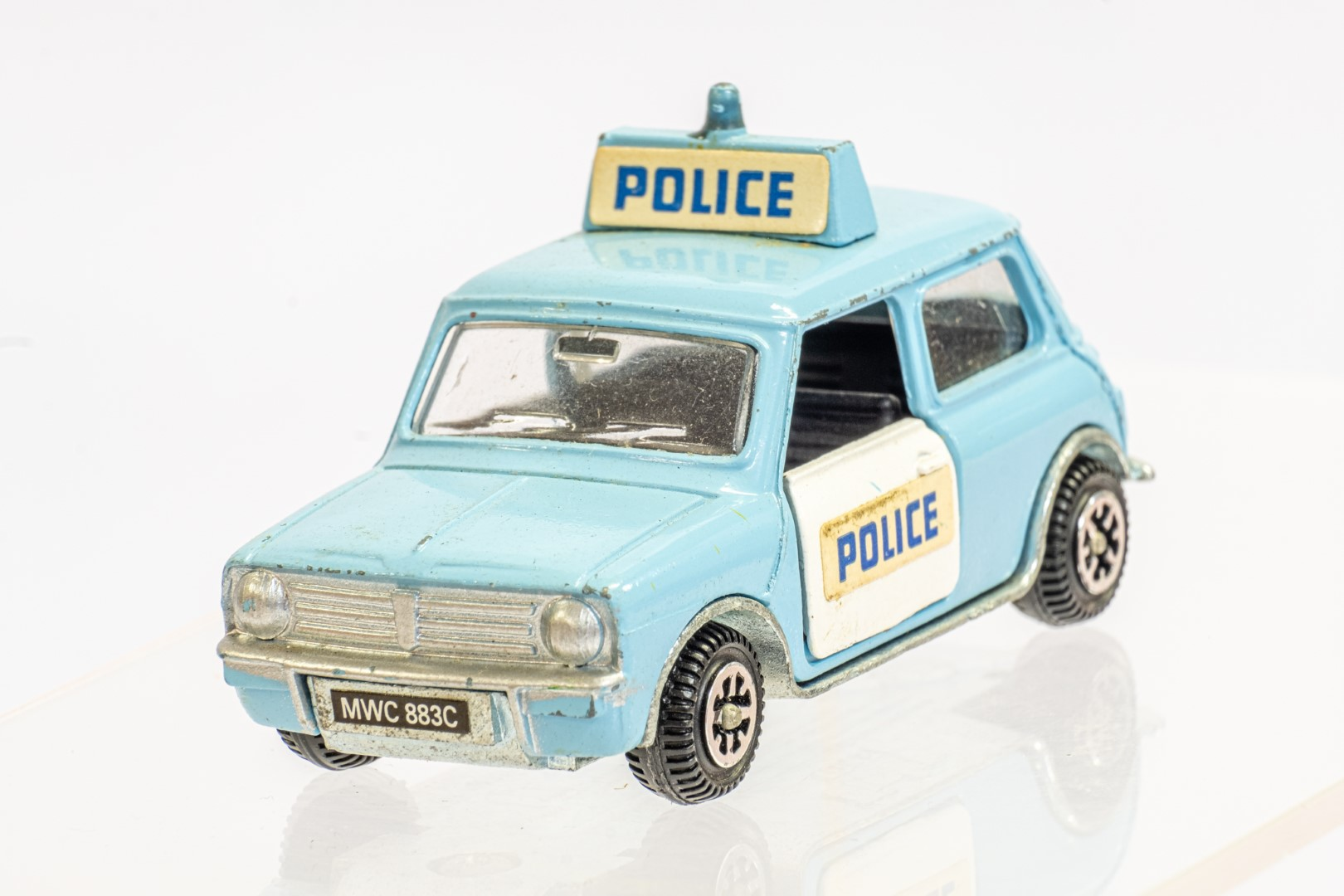 Dinky Mini Clubman Police Car - In Wrong Box - Image 4 of 7