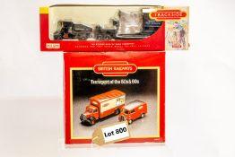 Corgi & Lledo 2 Boxed Models - Service Vans Of the 50's & 60's & Sentinel Ballast