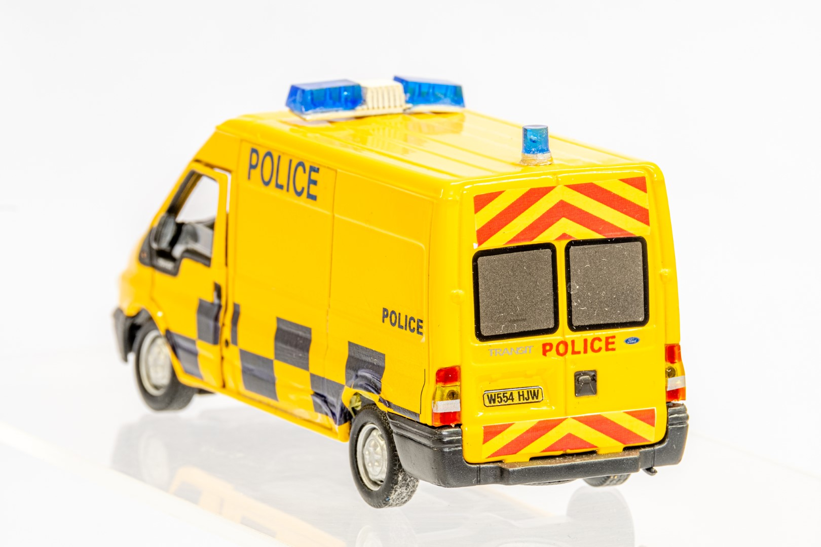Richmon Toys Ford Transit Police Van - The Bill - Image 5 of 7