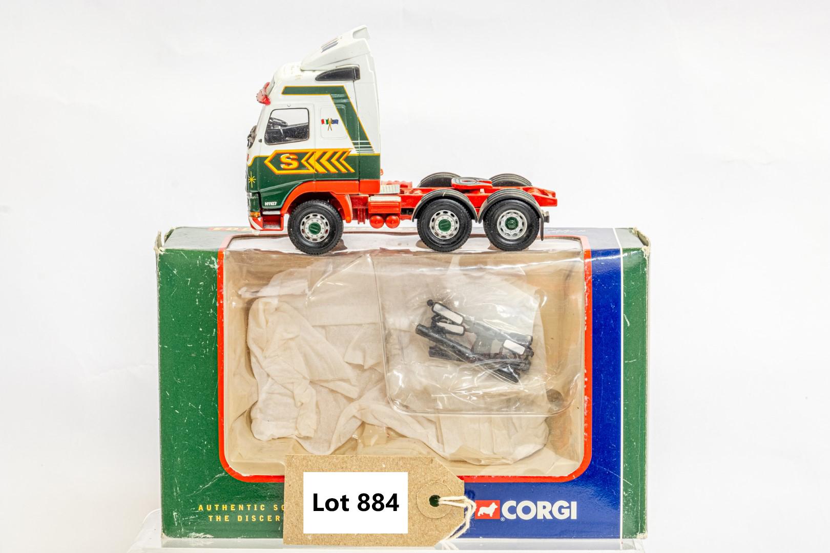 Corgi Volvo FH Tractot - Eddie Stobart Ltd