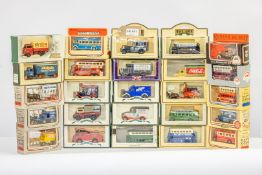 Lledo 25 x Boxed Car Models -
