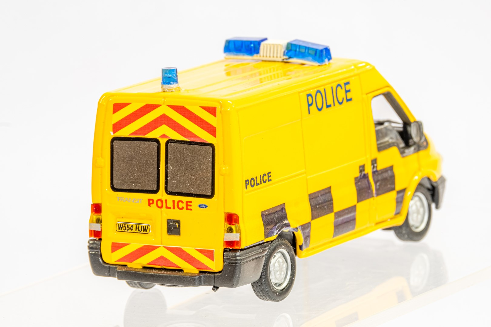 Richmon Toys Ford Transit Police Van - The Bill - Image 6 of 7