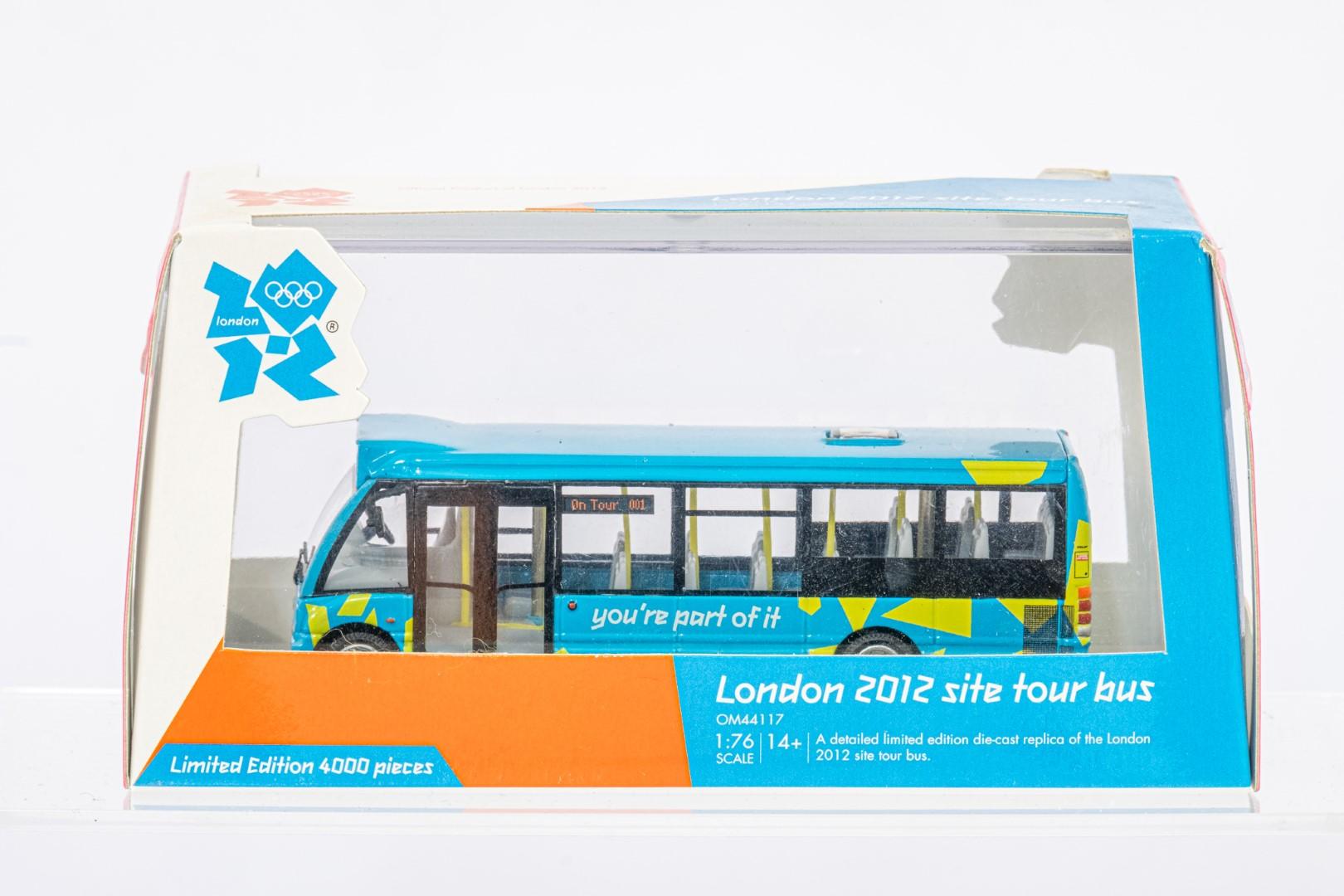 2 x bus models - Corgi OM44117 London 2012 & Matchbox KRW-15 The Royal Wedding - Image 2 of 3