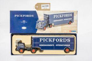 Corgi Bedford TK Box Trailer - Pickfords -