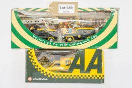N/A Lledo Ringtons Set & Vauxhall Brava AA -