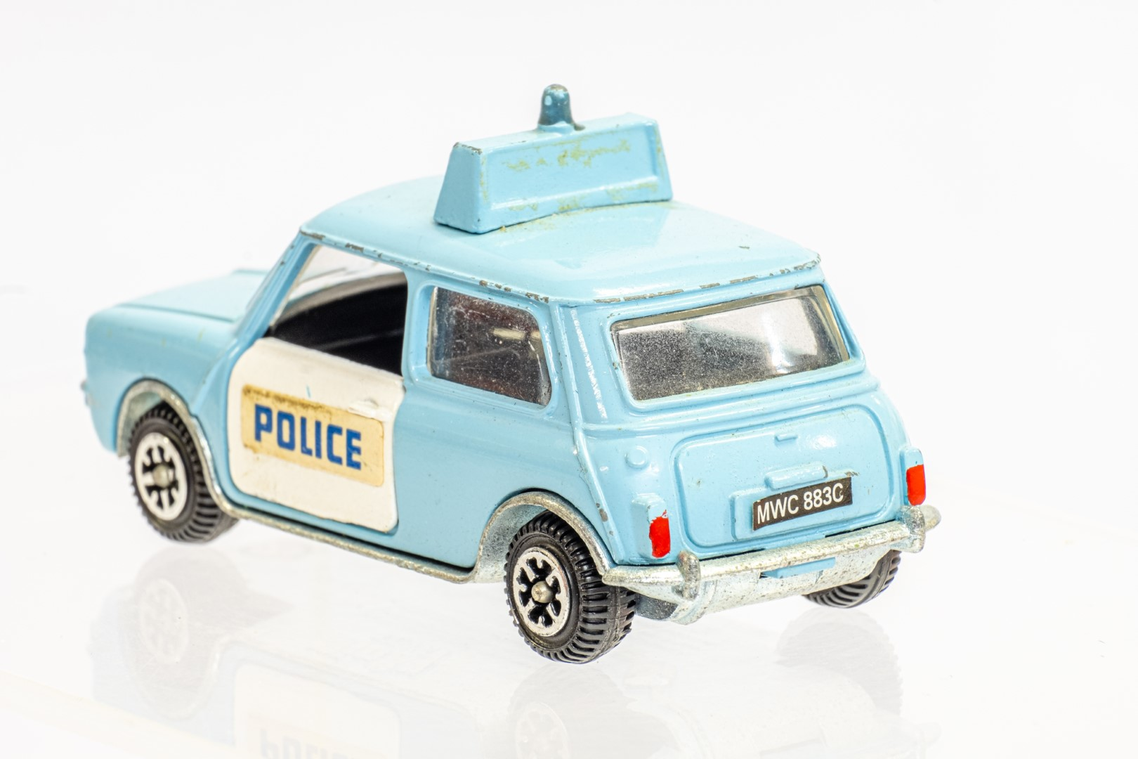 Dinky Mini Clubman Police Car - In Wrong Box - Image 5 of 7