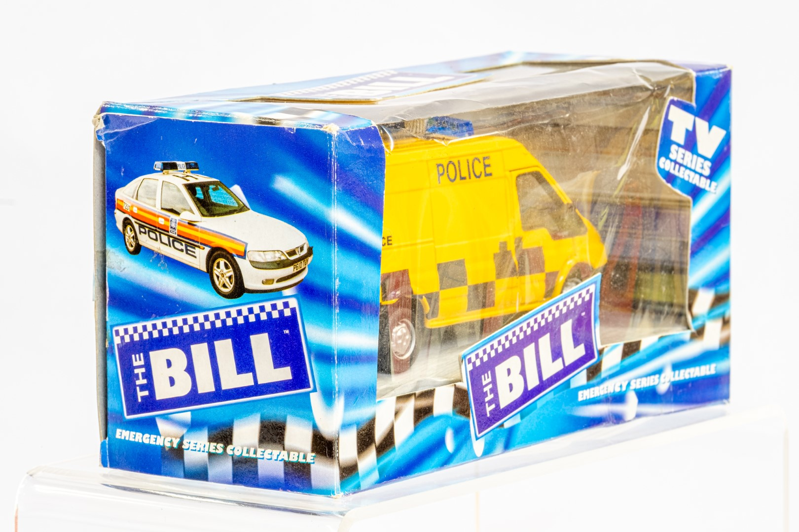 Richmon Toys Ford Transit Police Van - The Bill - Image 2 of 7