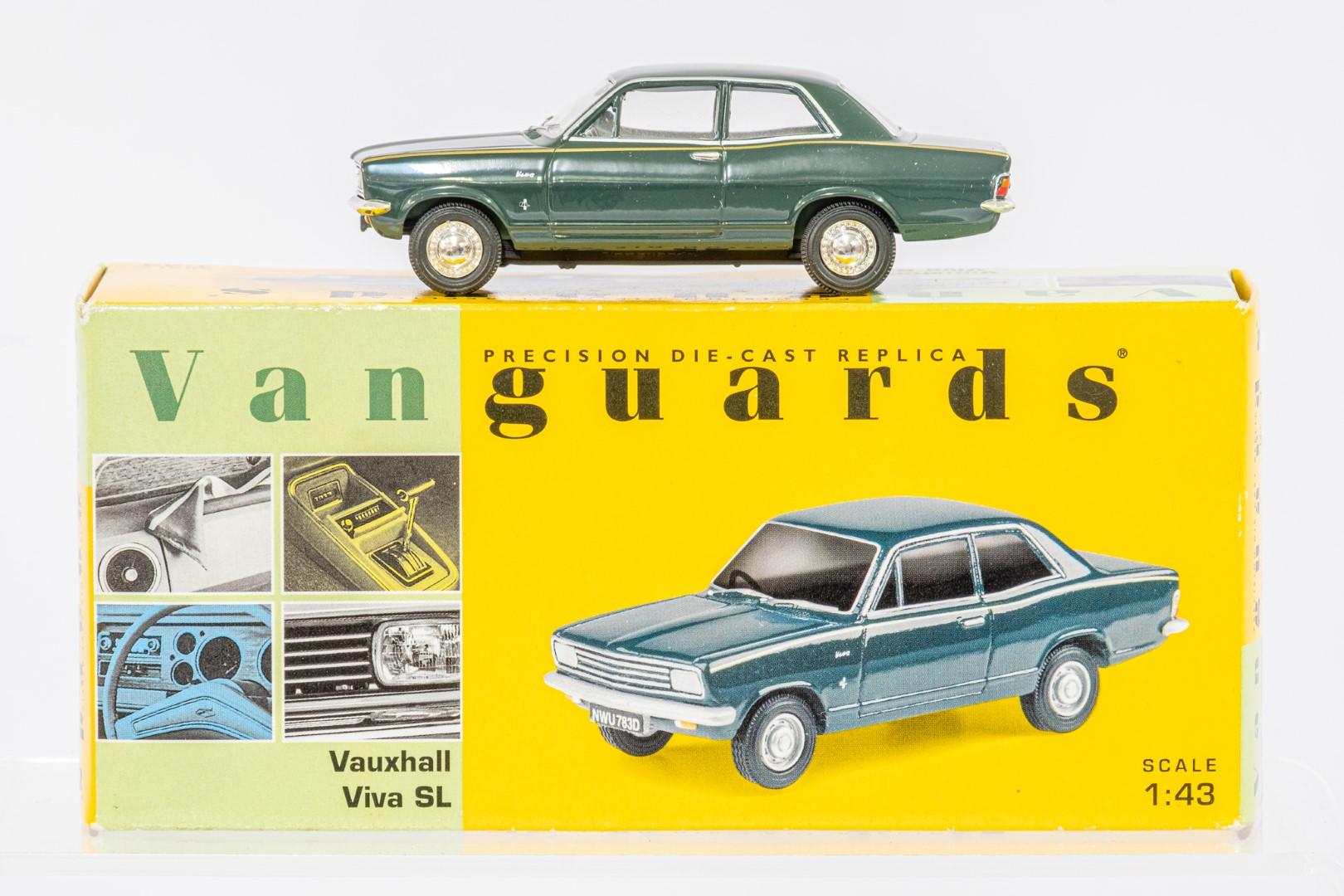 Vanguards Vauxhall Viva SL / Ford Cortina MK I / Hillman Minx IIIA - - Image 2 of 4