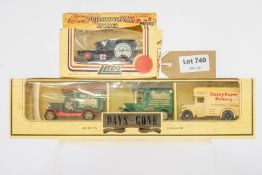 Lledo 4 x Days Gone model cars -