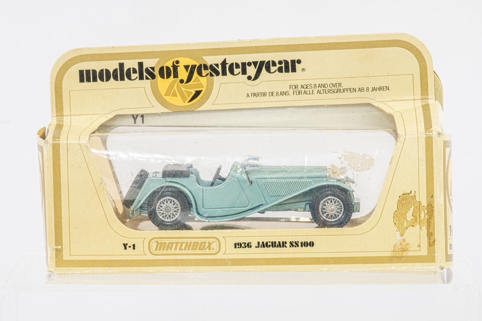 Matchbox 3 x Models of Yesteryear cars - - Image 3 of 4