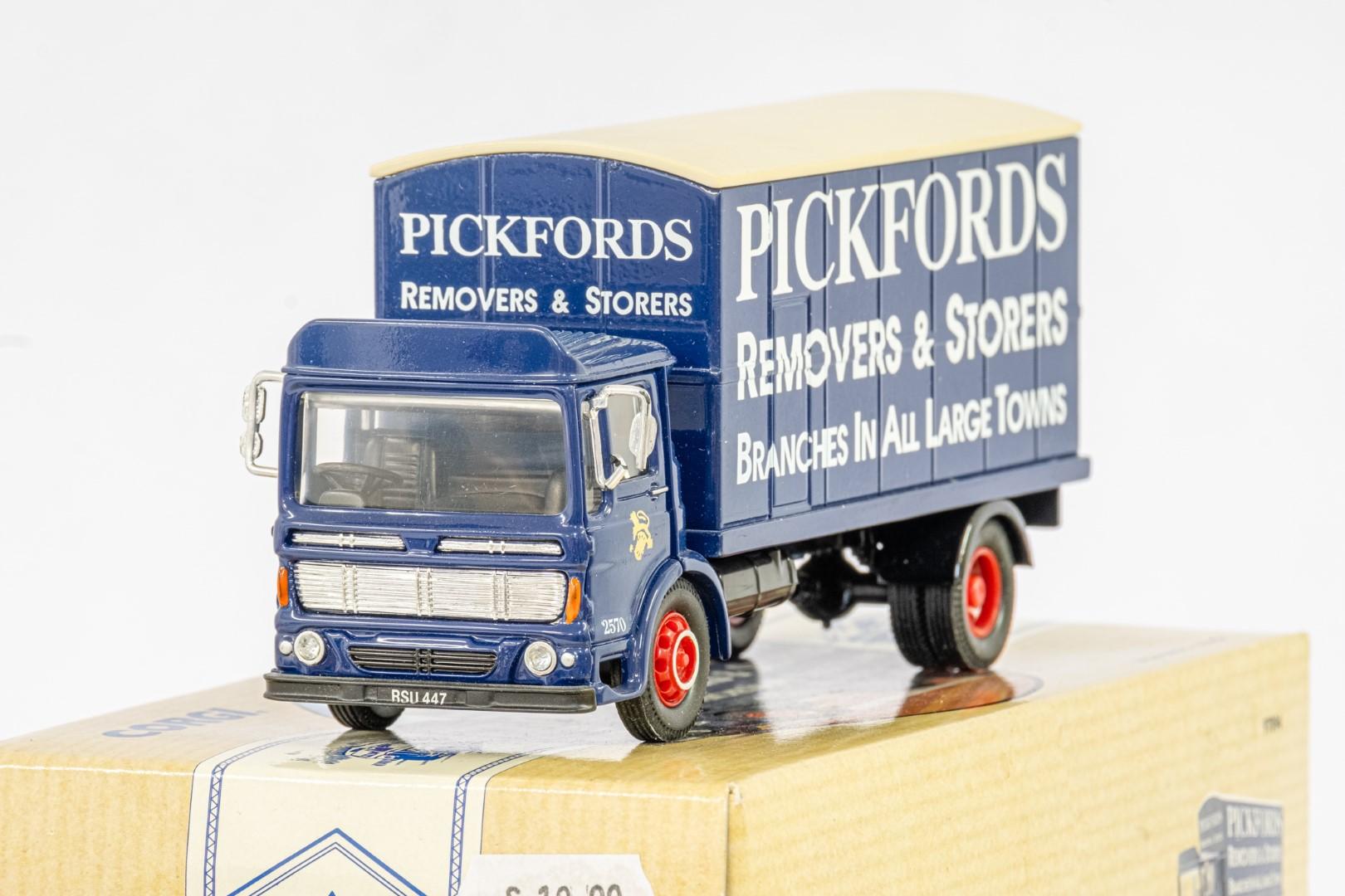 Corgi AEC Truck - Pickfords - - Image 2 of 3