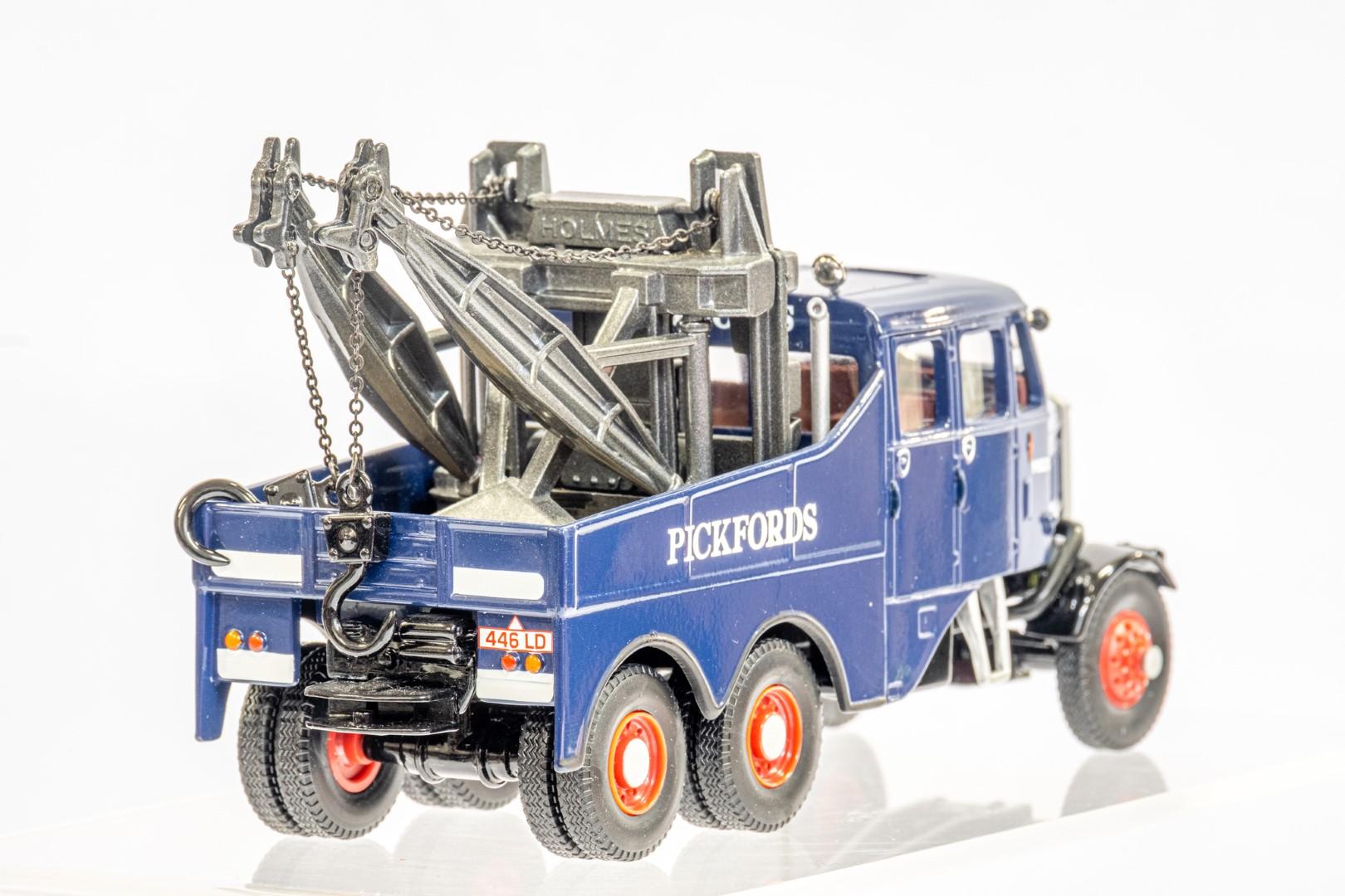 Corgi Pickfords Scammell Constructor Wrecker - Image 7 of 8