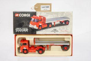 Corgi Guy Warrior Platform Trailer - BRS -