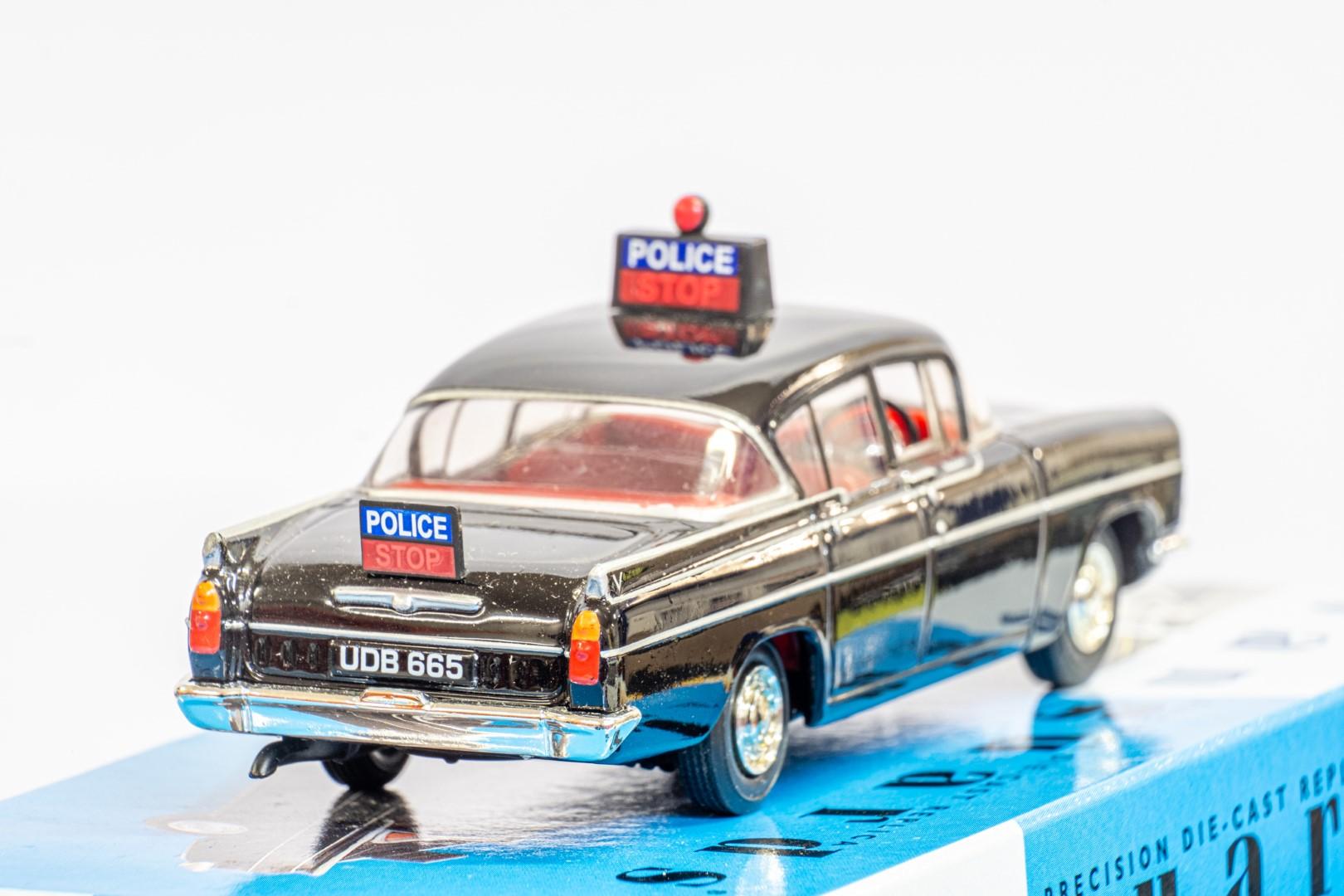 Vanguards Vauxhall Velox PA - Stockport Borough Police - Image 7 of 8