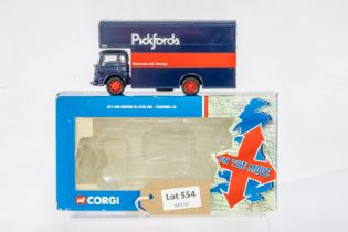 Corgi Bedford TK Luton Van - Pickfords LTD -