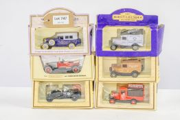 Lledo 6 x Assorted Boxed Models -