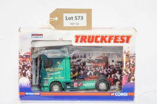 Corgi DAF XF Super Cab Tractor Unit - Beamish Transport -