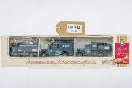 Lledo Battle of Britain RAF Groundcrew Support Set of 3 models -