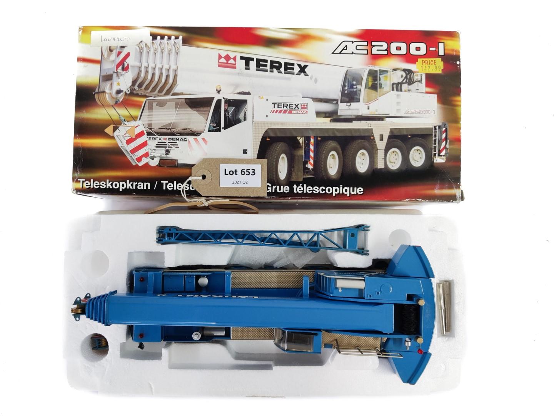 NZG Terex Demag AC200-1 Laukant -