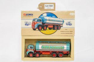 Corgi Atkinson Elliptical Tanker - Pollock -