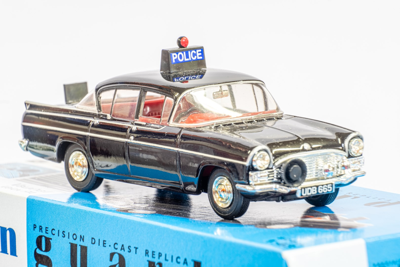 Vanguards Vauxhall Velox PA - Stockport Borough Police - Image 8 of 8
