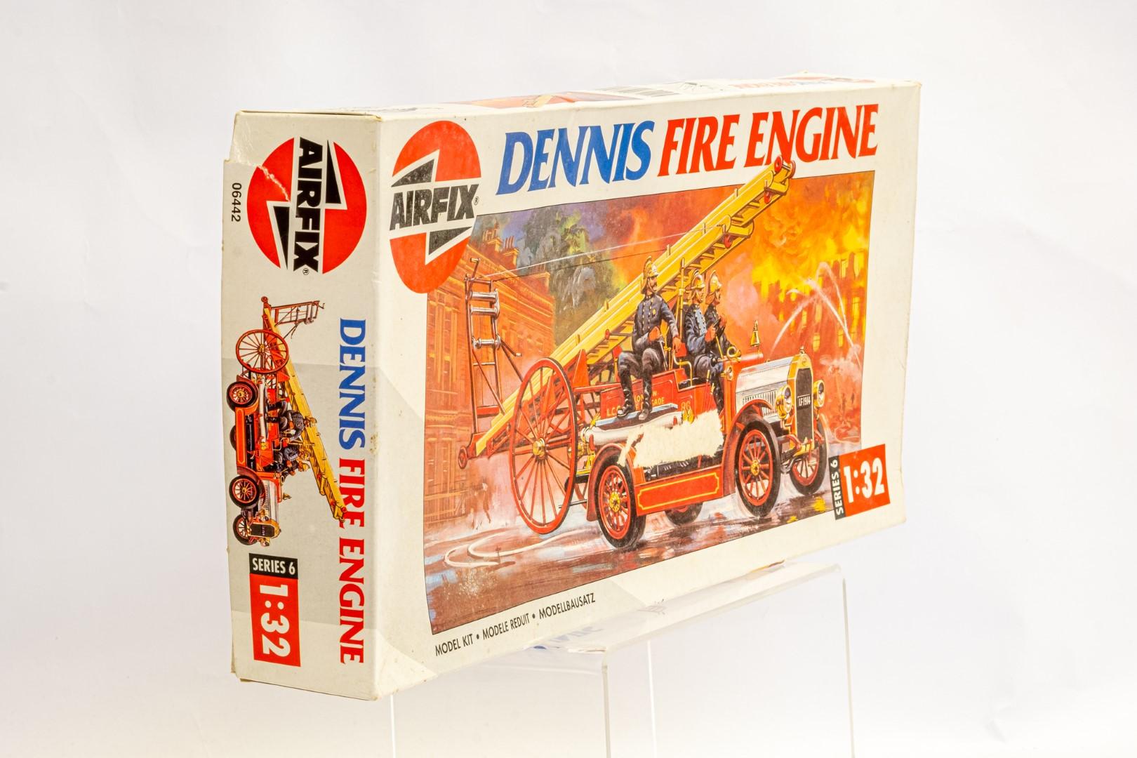 Airfix Dennis Fire Engine - Image 2 of 4