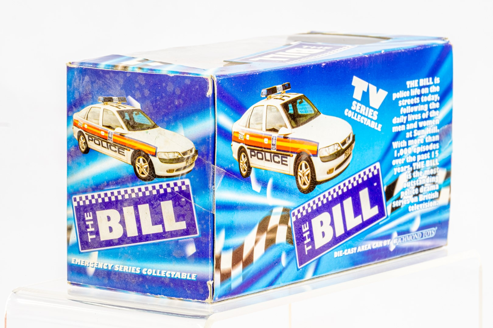 Richmon Toys Ford Transit Police Van - The Bill - Image 3 of 7